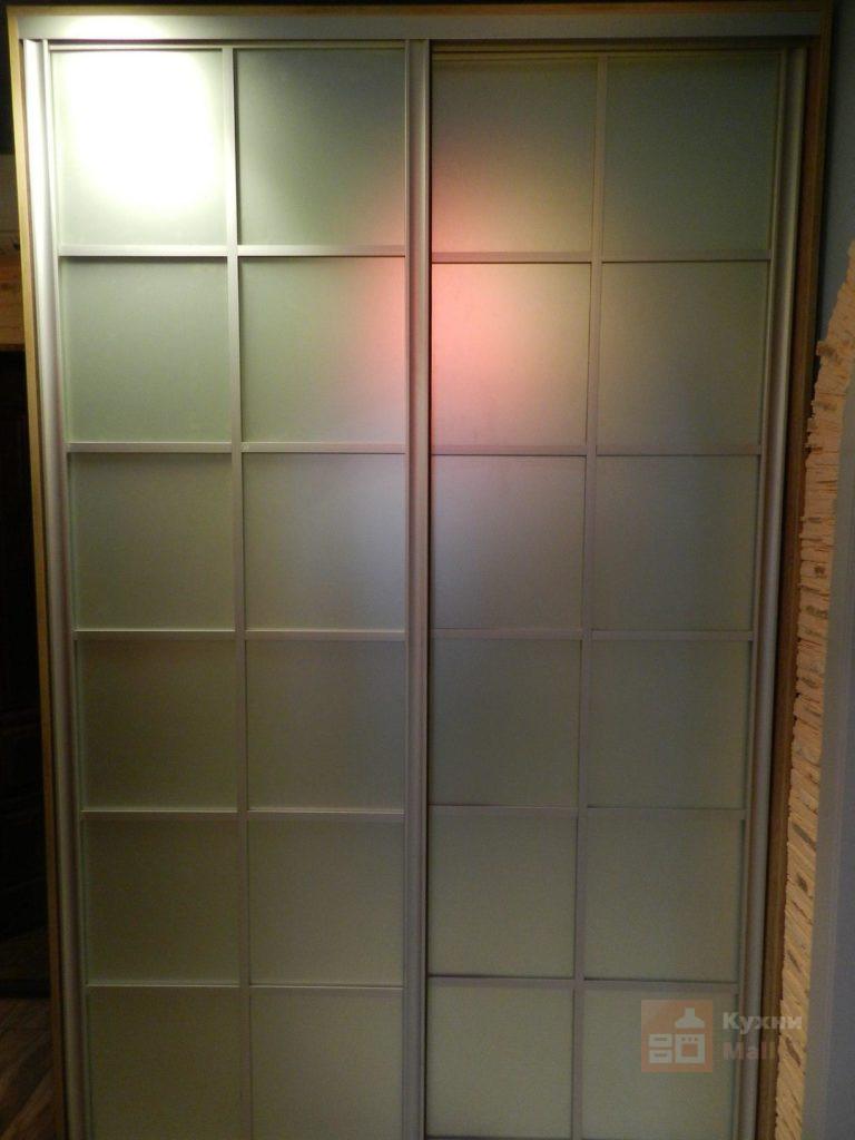 матовое зеркало квадраты
