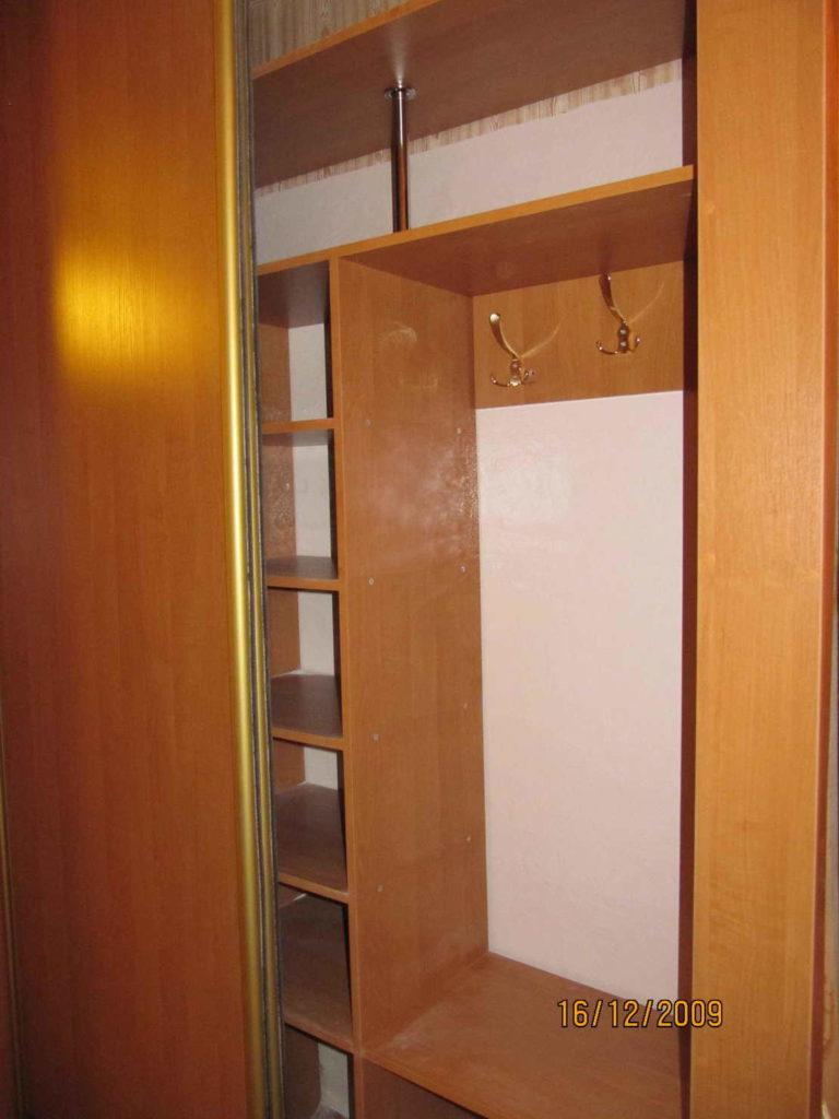Ольха Встроенные шкафы-купе