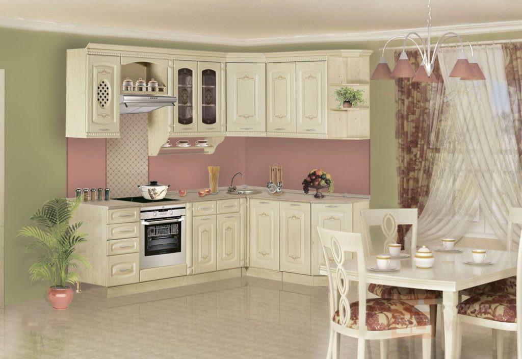 Кухня Ряженка