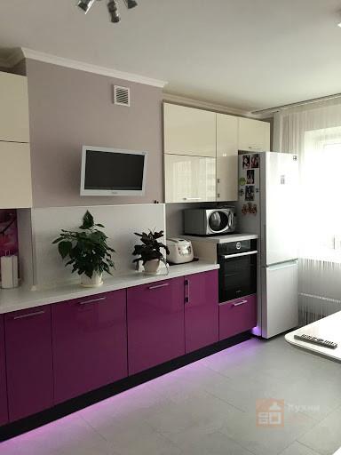 Кухня Изящная лилия