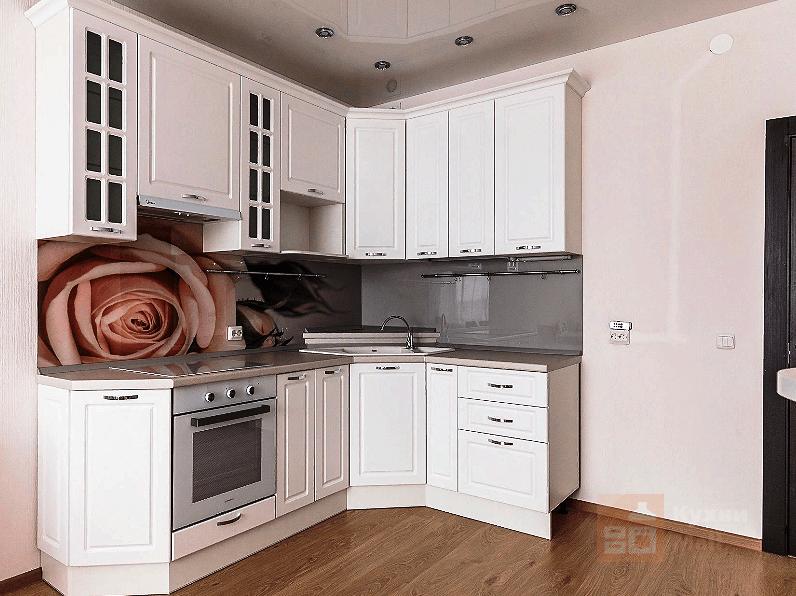 Кухня Сахарная роза