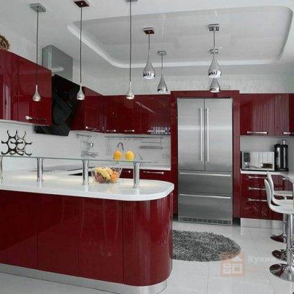 Кухня Очарование альстромерии