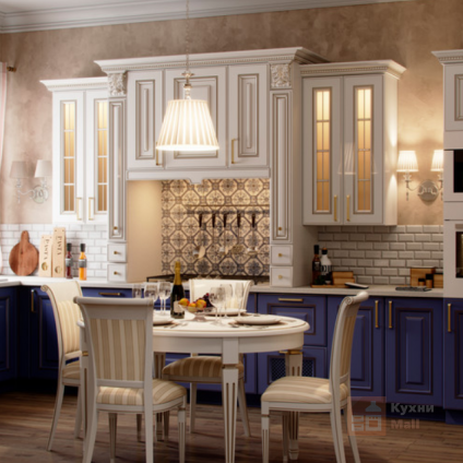 Кухня Ежевика со сливками