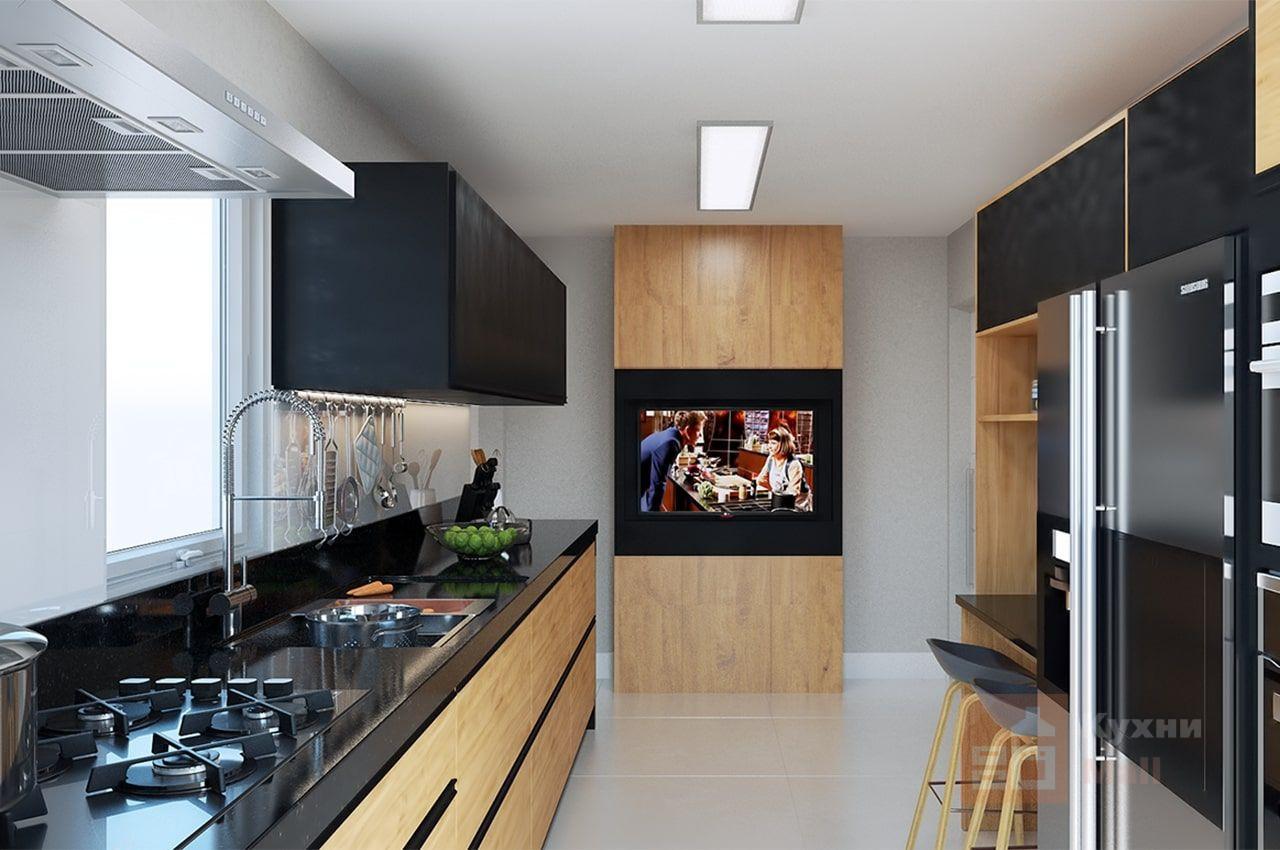 Кухня Золотая слива