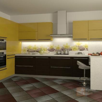 Кухня Лимонная цедра