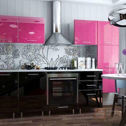 Кухня Цветение сакуры