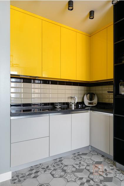 Кухня Лимонный капкейк