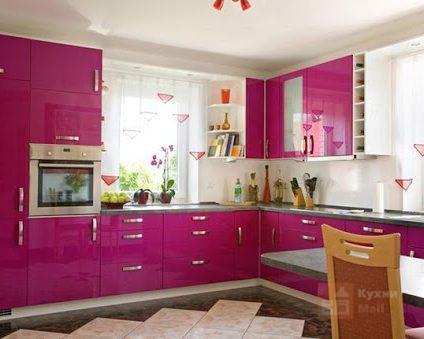 Кухня Сочная ягодка