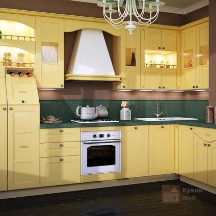 Кухня Лимонный пирог