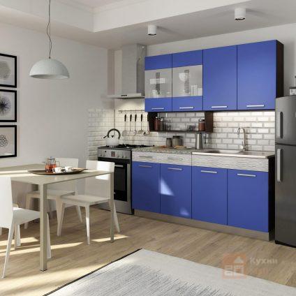 Кухня Синева